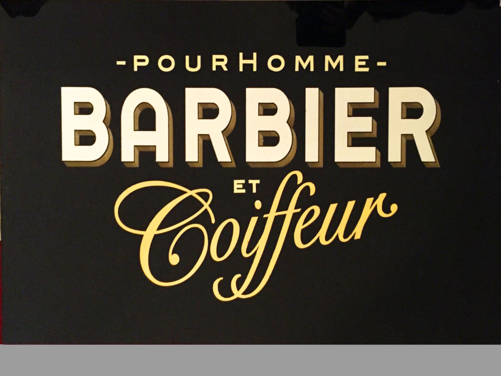 PourHomme - barbiere