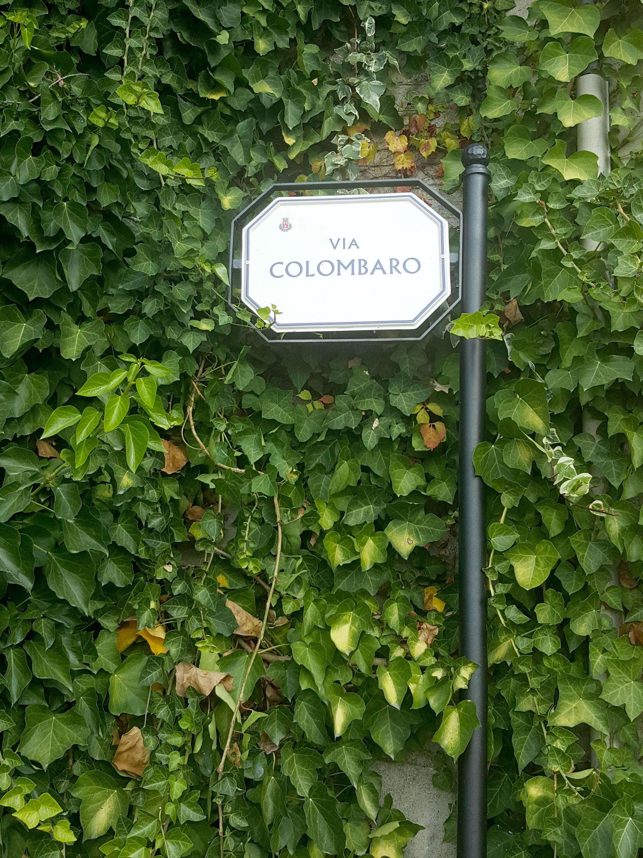 Via Colombaro